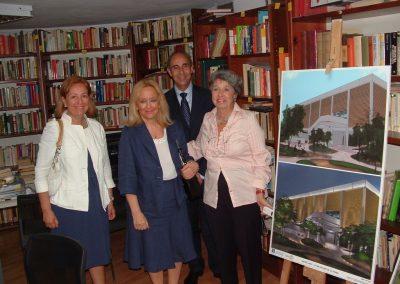 20100309 Visita Conte del Ninno a Yafo Centro Beit Italia (7)