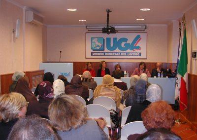 Progetto di sviluppo sociale e politico per le donne del Sud.... 011