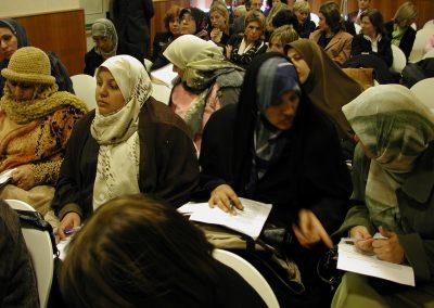 Progetto di sviluppo sociale e politico per le donne del Sud.... 027
