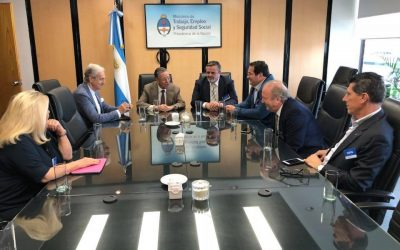 CISCOS UGL's new international initiative for Argentina – November 14, 2018