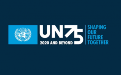 Ciscos-Ugl 2020 marks the 75th anniversary of the United Nations.
